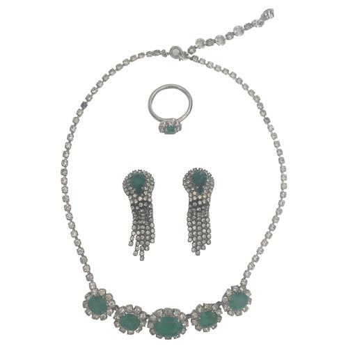 codice promozionale cf4ff ee97d Christian Dior Set di gioielli - Second hand Christian Dior ...