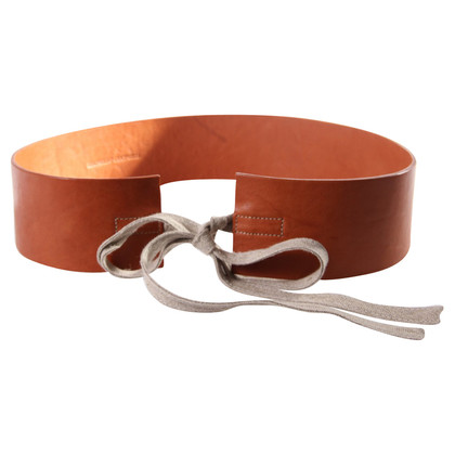 Brunello Cucinelli Brown waist belt