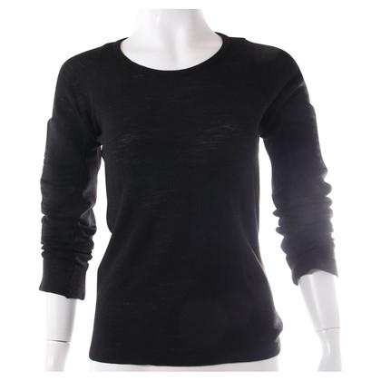 Helmut Lang Black sweater