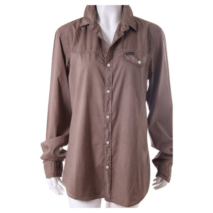 Calvin Klein Brown blouse
