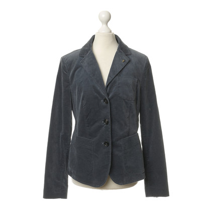 Blonde No8 Blazer in blue