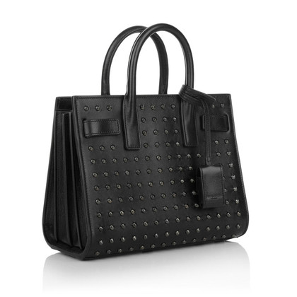 Saint Laurent Baby jour bag Borchie black