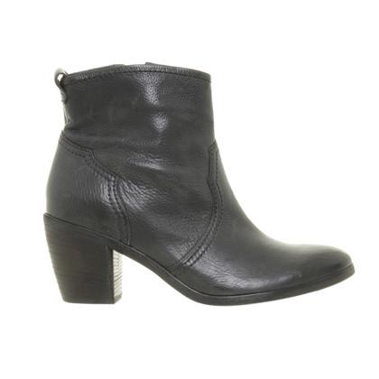 """Other Designer Kennel & Schmenger - ankle boots """"Sánchez calf"""" in black"""