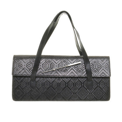 Kenzo Tote in a wicker look