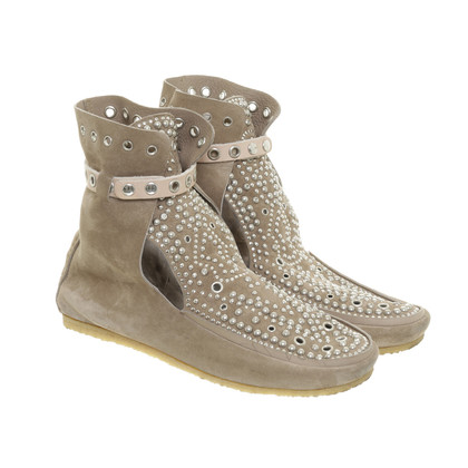 Isabel Marant Mocassini con borchie trim