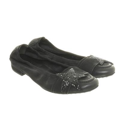 Altre marche Canile & Schmenger - ballerine con la calza di gioielli