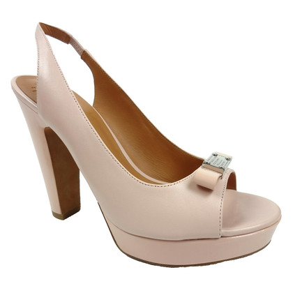 Marc by Marc Jacobs Pink slingbacks