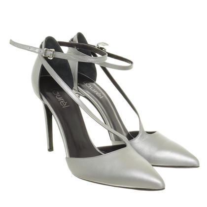 Laurèl Pumps in metallic look