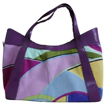 Karen Millen colourful handbag