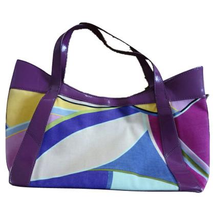 Karen Millen kleurrijke handtas