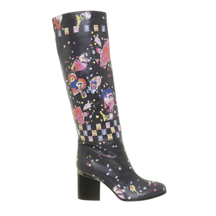 Hogan Boots with print