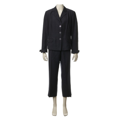 Iris von Arnim Pants suit in dark blue