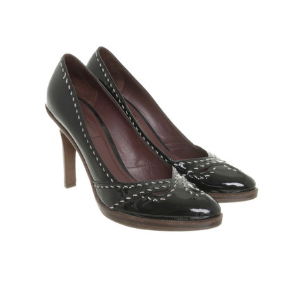 Bottega Veneta Pumps with decorative stitching
