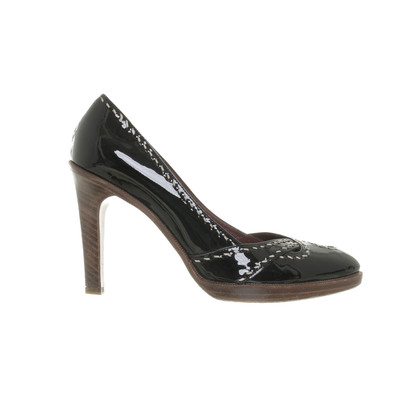 Bottega Veneta pumps con cuciture decorative