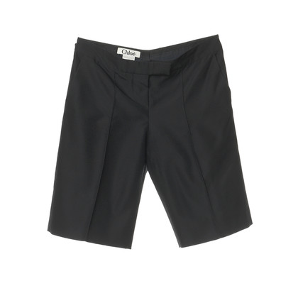 Chloé Shorts with Panel seams