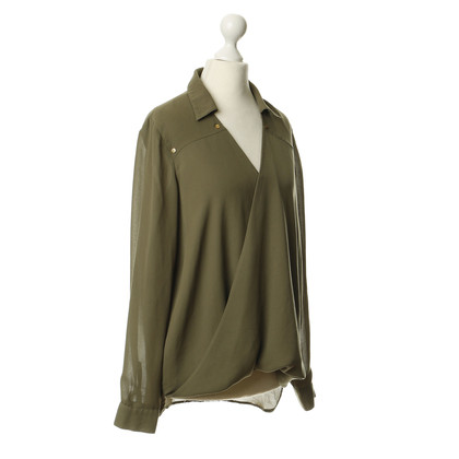 Michael Kors Blouse in Emerald