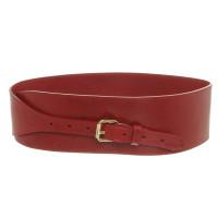 Hugo Boss Waist belt in red