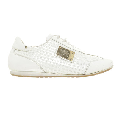 Gianni Versace Sneaker in wit