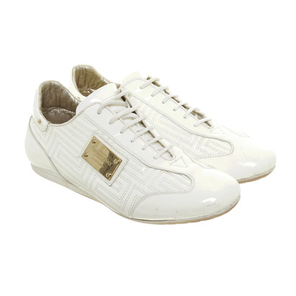 Gianni Versace Sneaker in white