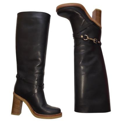 Mulberry Dorset high heel boot