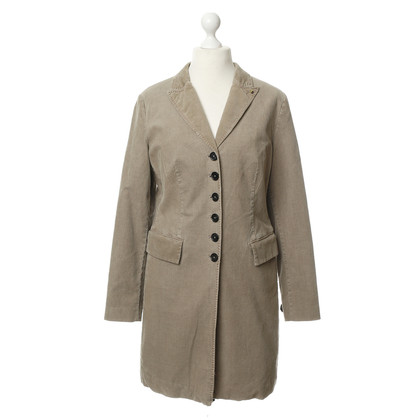 Blonde No8 Frock coat of corduroy