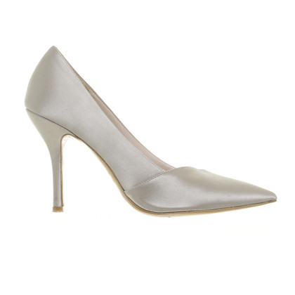 Escada Silver Pumps