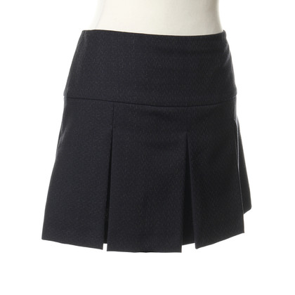 Miu Miu Pleated skirt in dark grey