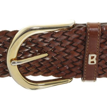 Bogner Braided belt