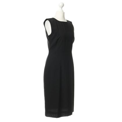 Kiton Schede jurk in zwart
