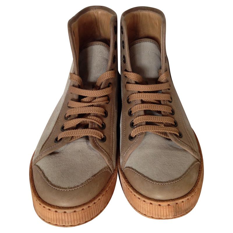 brunello cucinelli sneaker in sch nem beige second hand brunello cucinelli sneaker in sch nem. Black Bedroom Furniture Sets. Home Design Ideas