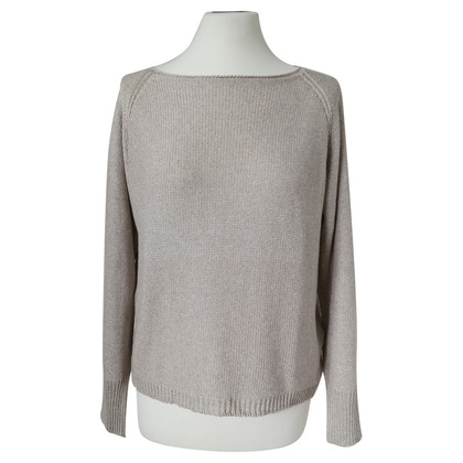 Drykorn Over size jumper with sparkle yarn