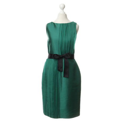 Carolina Herrera Sheath dress in green