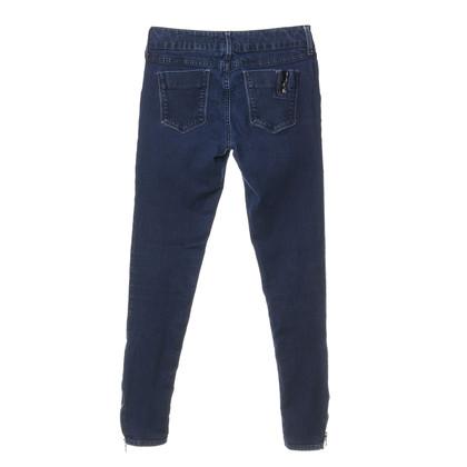 Altre marche Orchidea nera - blu jeans