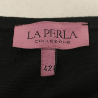 La Perla Black corsage top