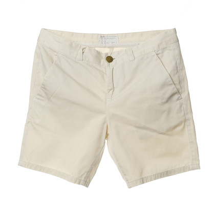 Current Elliott Shorts in Beige