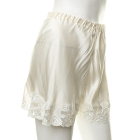 La Perla Shorts mit Spitze