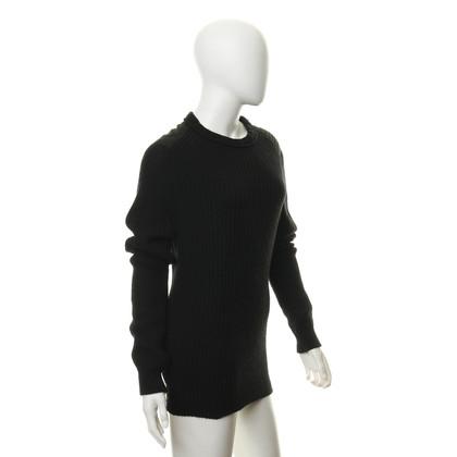 Damir Doma Zwarte breien trui