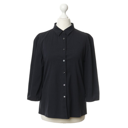 Jil Sander Dark blue blouse