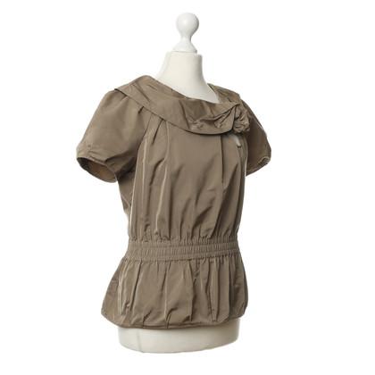 Louis Vuitton Camicia con cangiante