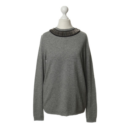 Hugo Boss Jewelry trim sweater