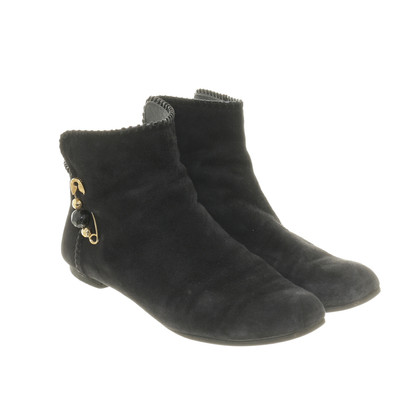 Marc Jacobs Flat ankle boots