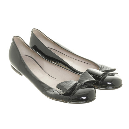 Viktor & Rolf Patent ballerinas with loop