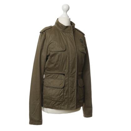 Blauer USA Jacket in the military look