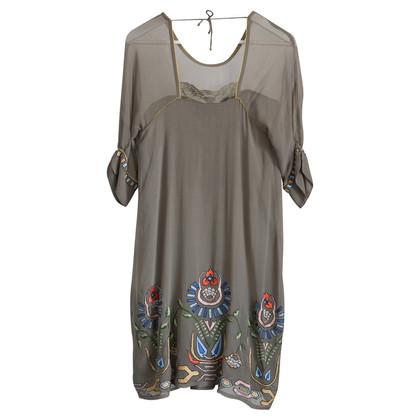 Antik Batik zijden jurk