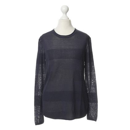 T by Alexander Wang Pullover in Blau
