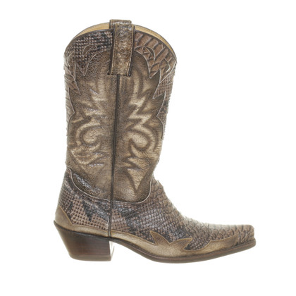Other Designer Sancho - crocodile leather cowboy boots