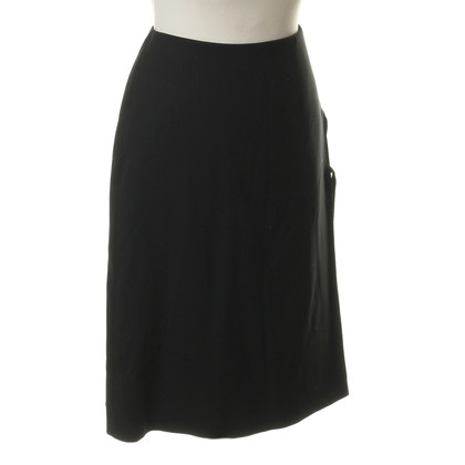 Giorgio Armani skirt with grinding detail