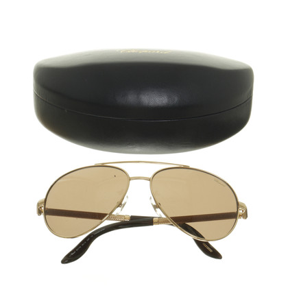 Chopard Gold-plated sunglasses