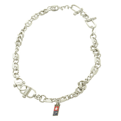 Dsquared2 Silver tone chain