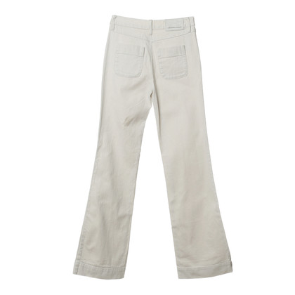 Comptoir des Cotonniers Strike pants in cream